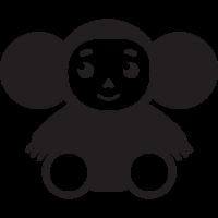 Cheburashka Icon 1085