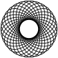 Hypocycloid Icon 109092