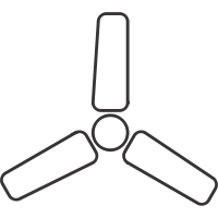 Ceiling Fan Icons Noun Project