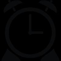 Alarm Clock Icon 1430