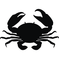 Crab Icon 1432
