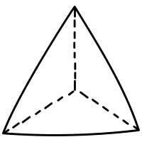 Reuleaux Triangle Icon