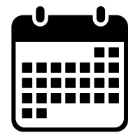Calendar Icons Noun Project