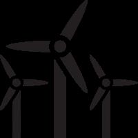 Wind Farm Icon