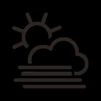 fog cloudy Icon