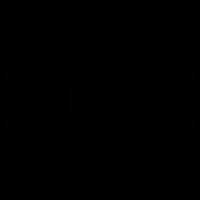 Moon Waning Crescent Icon