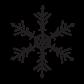 Snowflake Icon 273564