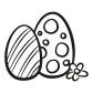 easter eggs Icon 366478