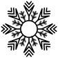 Snowflake Icon 4120510