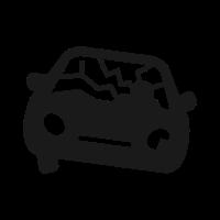 Car Accident Icon 59030