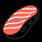 Sushi Icon 80402